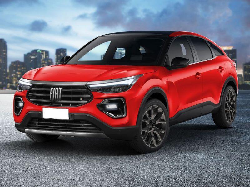 Projeto 376: novas projeções para o inédito SUV-cupê da Fiat