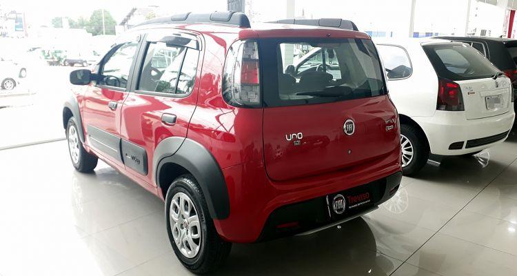FIAT UNO WAY GSR 1.3