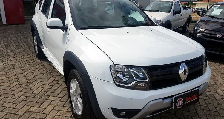 RENAULT DUSTER DYNAMIQUE 2.0 4X2 AT