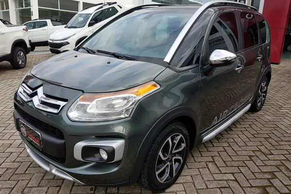 CITROËN C3 AIRCROSS EXCLUSIVE 1.6 AT