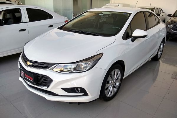 CRUZE LT 1.4 TURBO AT