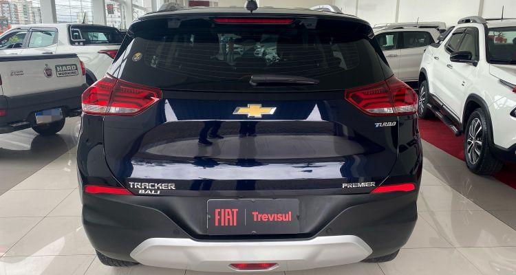 CHEVROLET TRACKER PREMIER TURBO 1.2 AT FLEX 2021