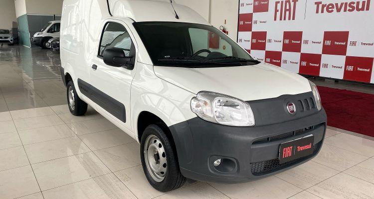 FIAT FIORINO HARD WORKING 1.4 FLEX 2018