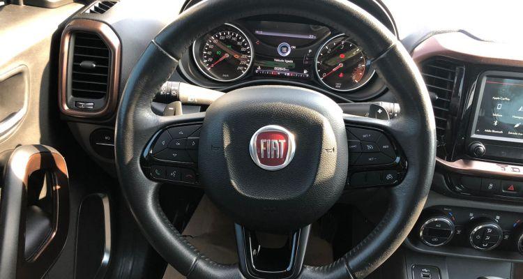 FIAT TORO VOLCANO 2.0 AT DIESEL 2020