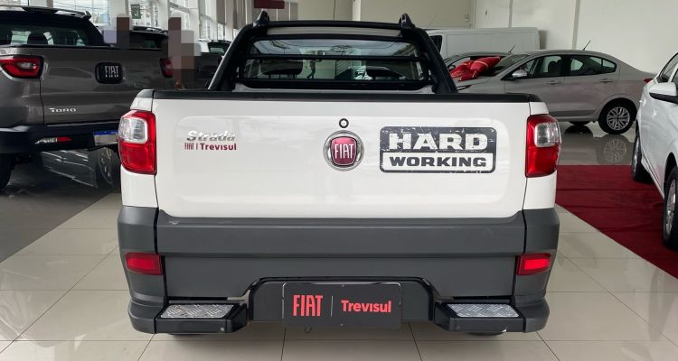 FIAT STRADA HARD WORKING 1.4 FLEX 2019
