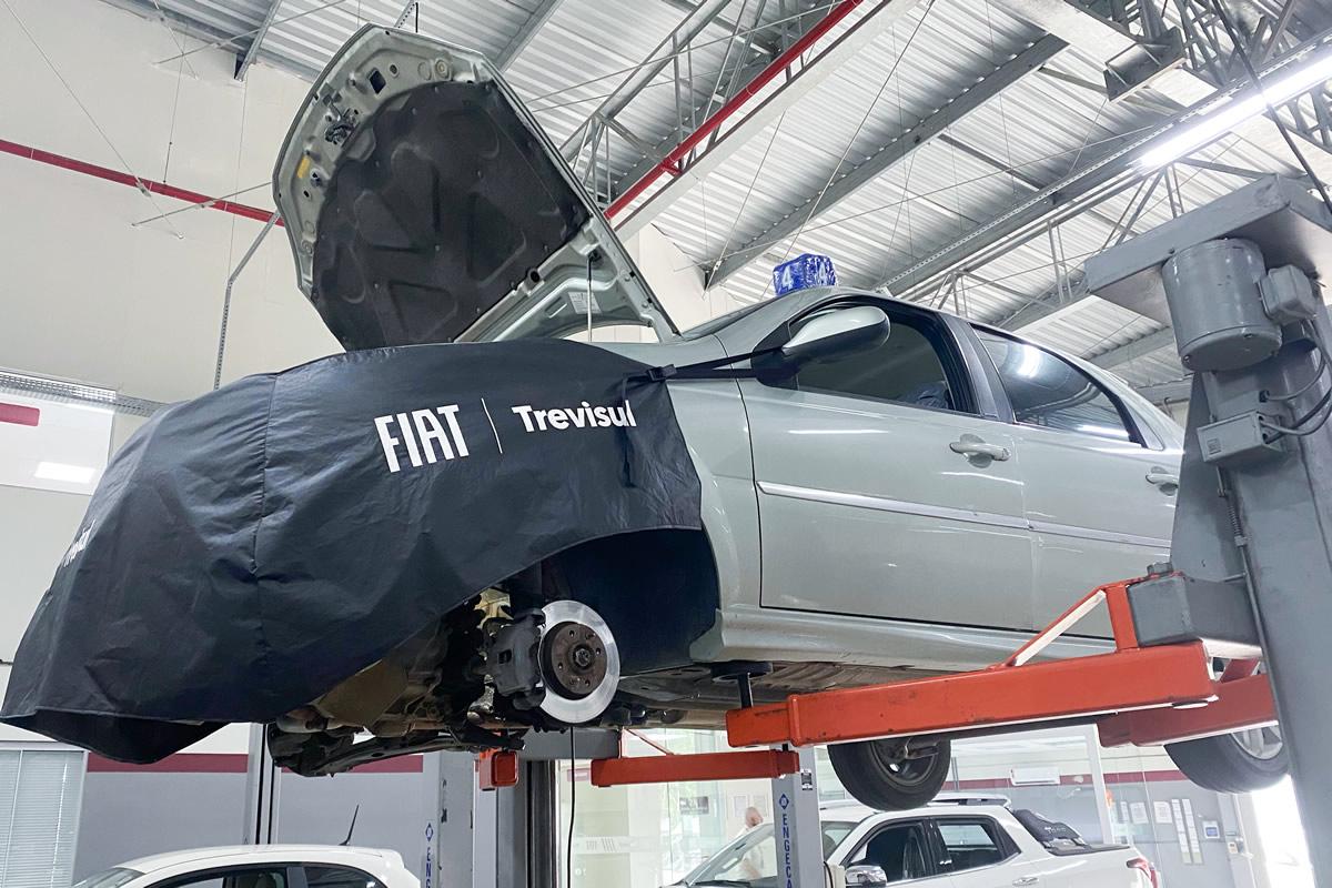 OFicina Fiat Trevisul Brusque